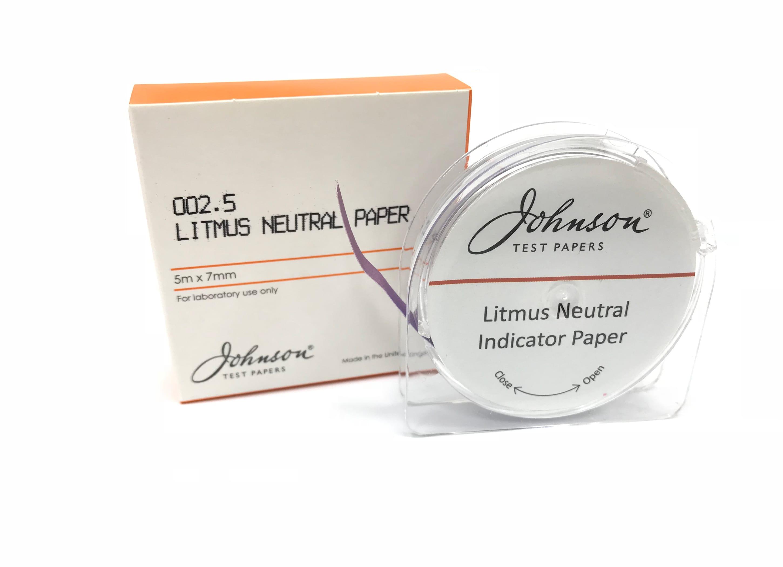 Litmus Neutral Paper