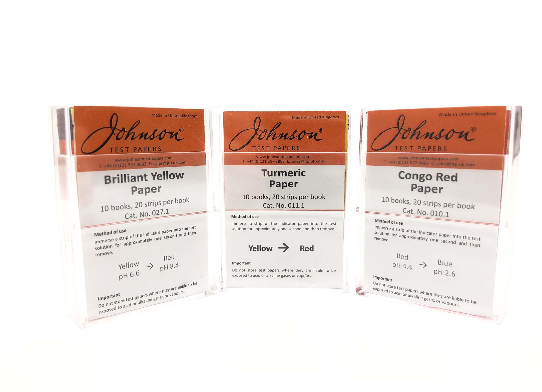 Methyl Orange Paper